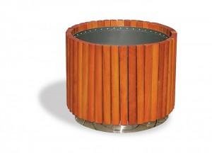Dalen Tropical Sheet Steel Planter