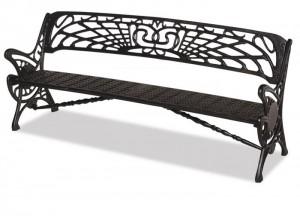 Benalla Cast Iron Seat