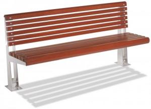 Niche Guinea Wood Seat