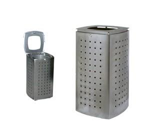 Alcoa Steel Bin