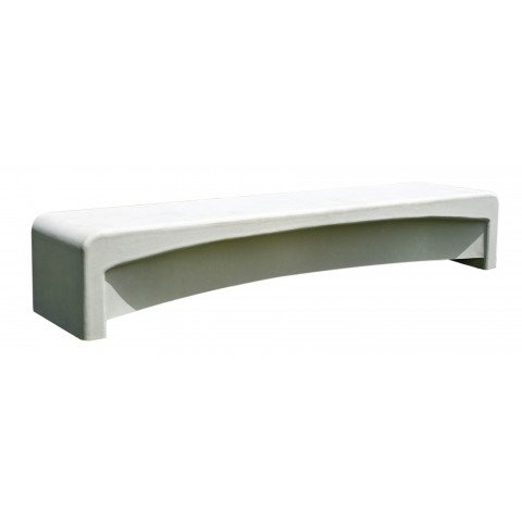 Iona Concrete Bench