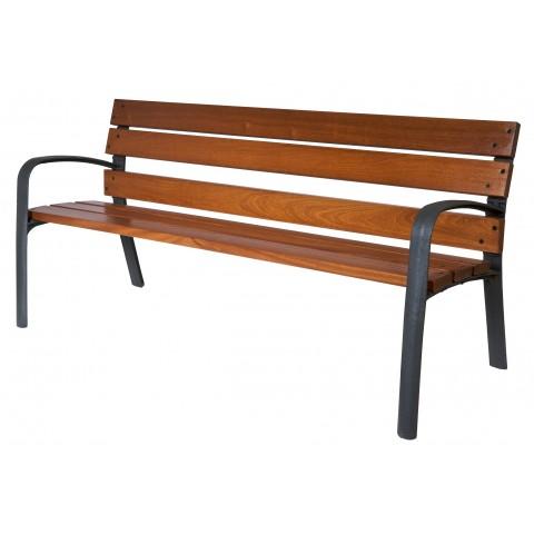 Ottawa Guinea Wood Seat