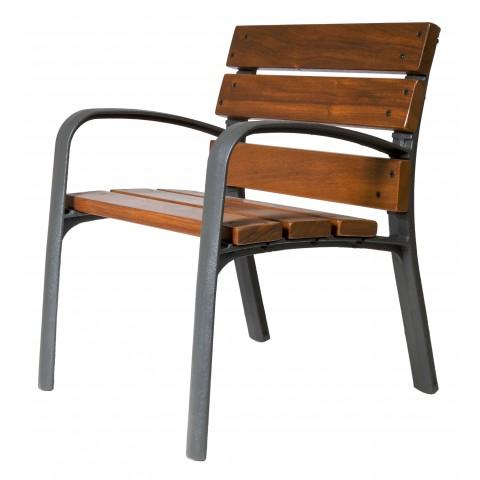Ottawa Chair Guinea Wood Seat