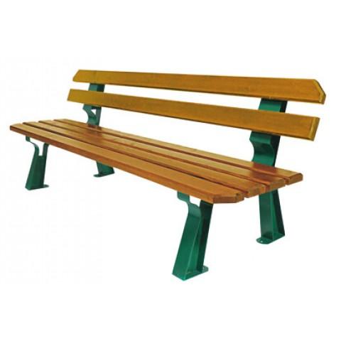 Chisholm Pine Hardwood Seat