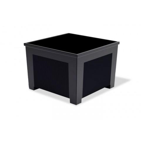 Arklow Cube Cast Iron Planter