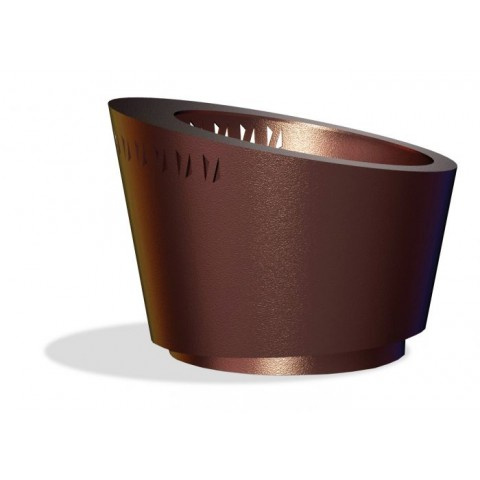 Valle Corten Steel Planter