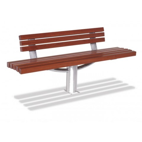 Chic Guinea Wood Seat