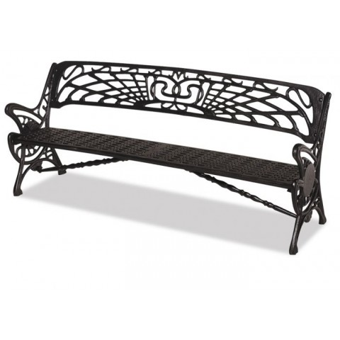 Benalla Cast Iron Seat