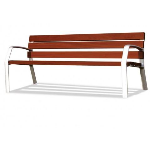 Monteray Double Guinea Wood Seat