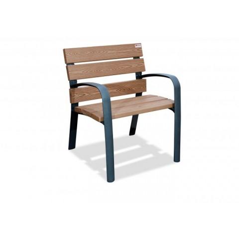 Ottawa Eco Chair Wood Seat