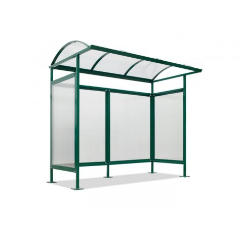 Portland Galvanized Steel Shelter