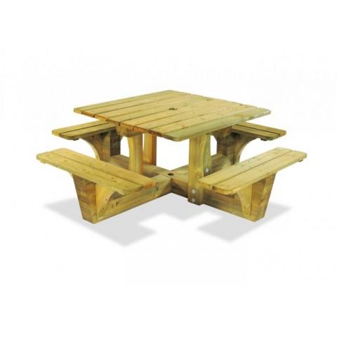 Kloten Pine Table