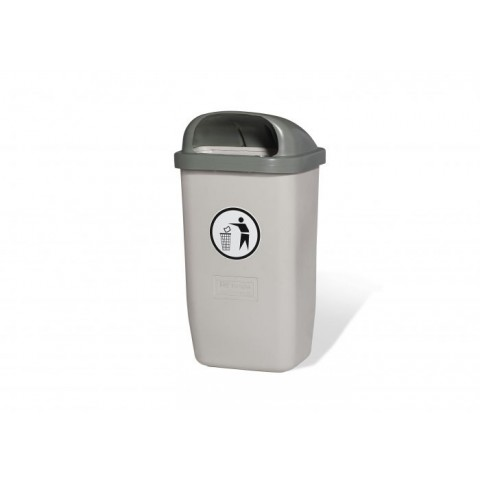 Danville With post Polyethylene Bin