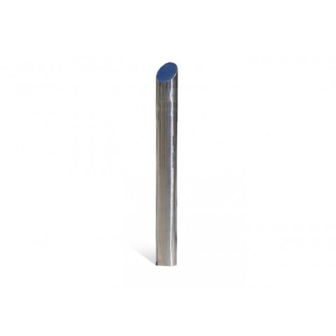 Arcade Satin 204mm Stainless Steel Bollard