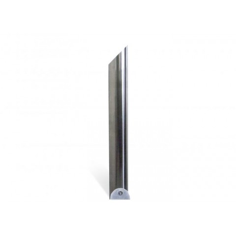 Avenue Polished 204mm Stainless Steel Bollard