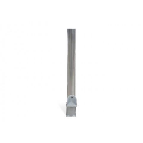 City Satin 104mm Stainless Steel Bollard