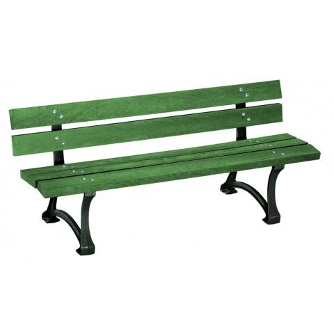 Temora Recycled Plastic Seat