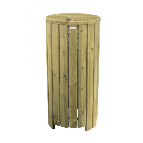 Calmar Softwood Bin