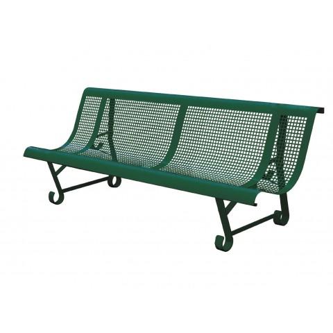 Rolla 2 Steel Seat