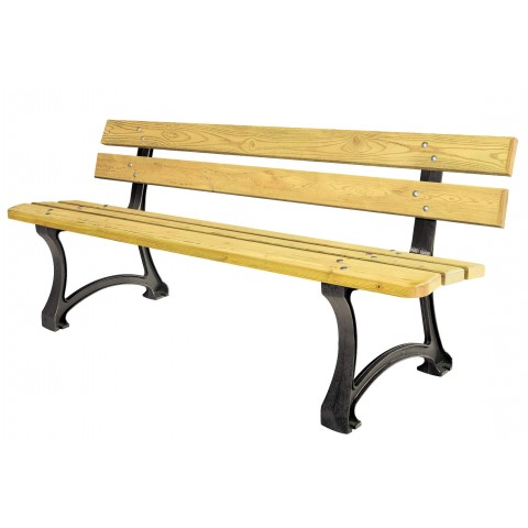 Kempsey Treated Northern Pine Seat