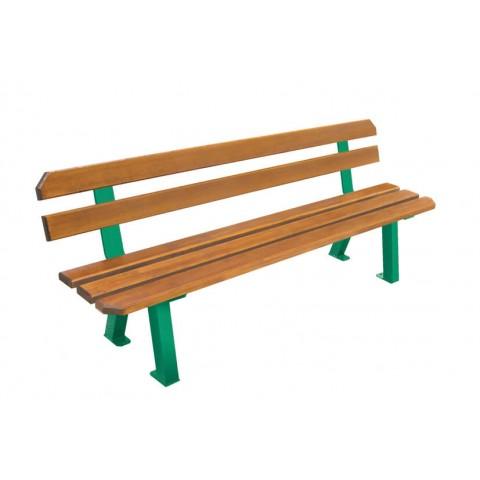 Kambah Chestnut Softwood Seat