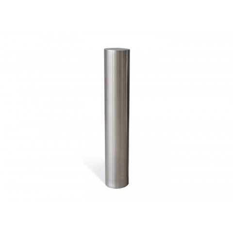 Urban Polished 204mm Stainless Steel Bollard