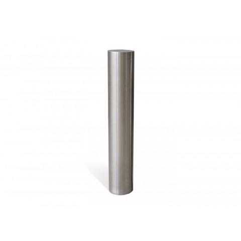 Urban Satin 204mm Stainless Steel Bollard